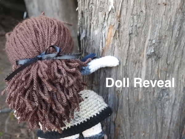 New Video: Adeline Doll Reveal!