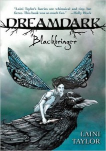 """Blackbringr"" by Laini Taylor. Photo Credit: Amazon.com."