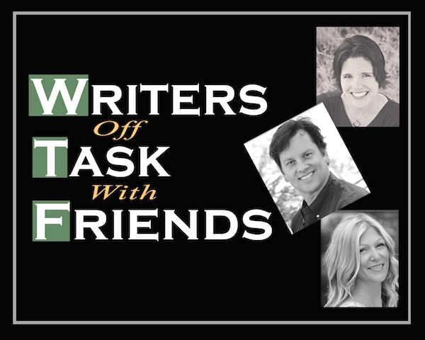 Writers Off Task With Friends: Dan Alatorre, Allison Maruska, and J.A. Allen