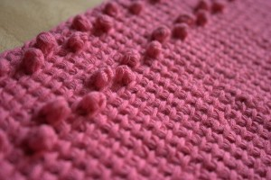 Bobble Stitch - Photo credit: 427 via Foter.com / CC BY-NC-SA