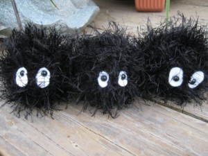 My Neighbor Totoro: Soot Sprite