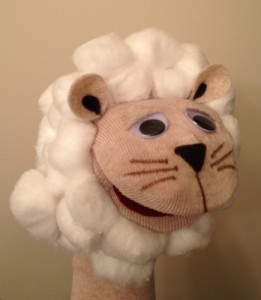 Lion Sheep