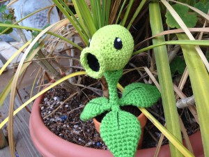 PVZ: Mini Peashooter