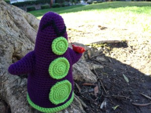 Day of the Tentacle: PurpleTentacle