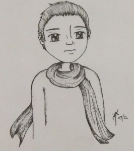 Timothy Character Sketch